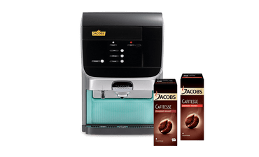 Cafitesse Excellence Compact Black, Easy Coffee Maschine