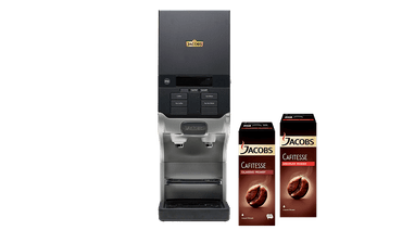 Cafitesse Quantum 110, Easy Coffee Maschine