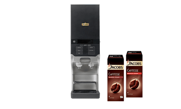 Cafitesse Quantum 120, Easy Coffee Maschine