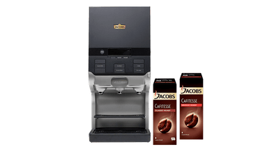 Cafitesse Quantum 300, Easy Coffee Maschine