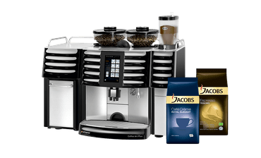 kaffeevollautomaten kaufen oder mieten jacobs kaffee service. Black Bedroom Furniture Sets. Home Design Ideas
